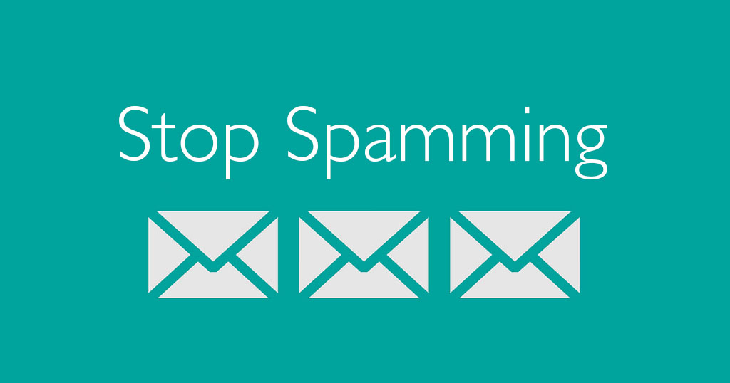 How To Make Sure You're Not Spamming Customers